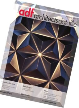 Architects Datafile (ADF) – January 2016