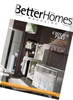 Better Homes Abu Dhabi – January 2016