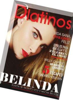 D'Latinos Magazine – Febrero 2016