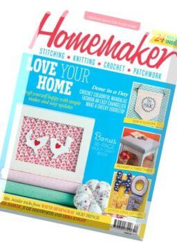 Homemaker – Issue 40