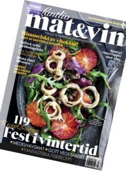 Lantliv Mat & Vin – Nr.1, 2016