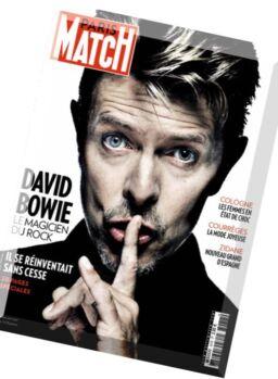Paris Match – 14 au 20 Janvier 2016