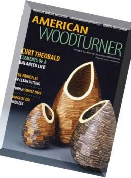 American Woodturner – February 2016