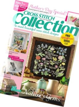 Cross Stitch Collection – March 2016