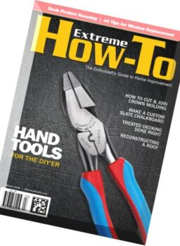 Extreme How-To Magazine – March 2016