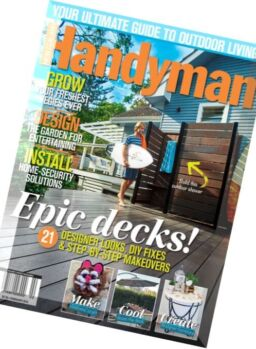 Handyman New Zealand – February 2016
