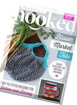 Happily Hooked – Issue 22, 2016