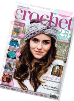 Inside Crochet – Issue 74, 2016