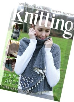 Knitting – March 2016