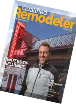 Qualified Remodeler – February 2016