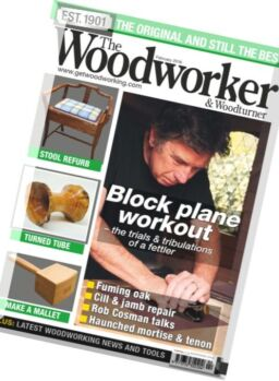 The Woodworker & Woodturner – February 2016