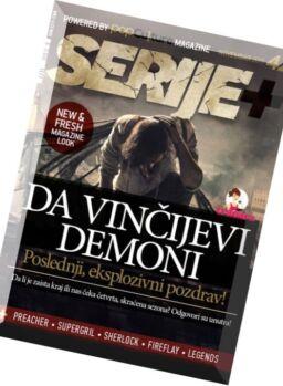 Serije+ Magazine – November 2015