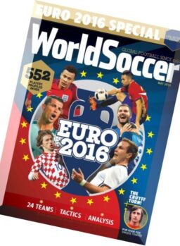 World Soccer – Euro Special 2016