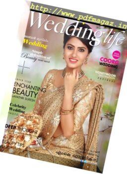 Wedding Life – August 2016