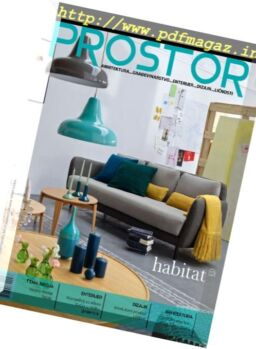 Prostor Magazine – Mart-April 2017