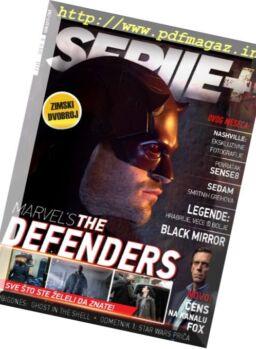 Serije+ Magazine – Decembar 2016