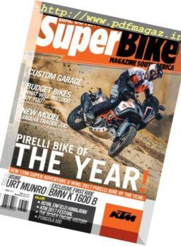 Superbike South Africa – October 2017