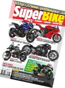 Superbike South Africa – November 2017