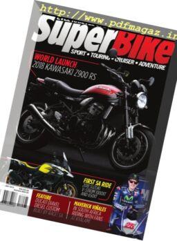 Superbike South Africa – January 2018
