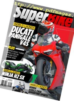 Superbike South Africa – March 2018