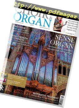 Choir & Organ – November-December 2018