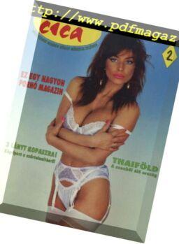 Cica Magazin – Issue 2