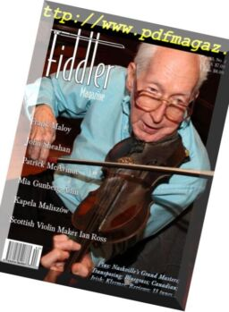 Fiddler – May 2016
