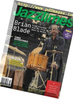 JazzTimes – November 2018