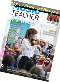 Music Teacher – October 2018