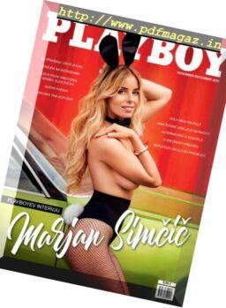 Playboy Slovenia – november 2018