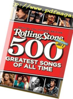 Rolling Stone – Special Issue – July 2010