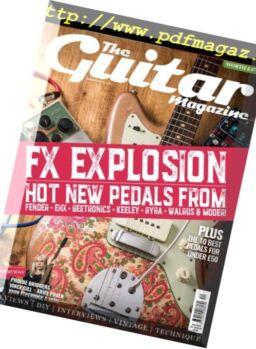 The Guitar Magazine – November 2018