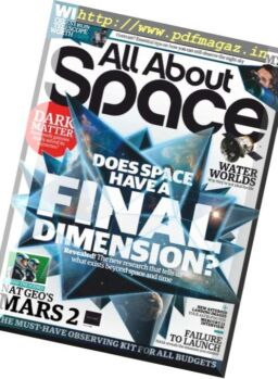 All About Space – March 2019