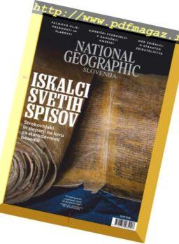 National Geographic Slovenija – december 2018