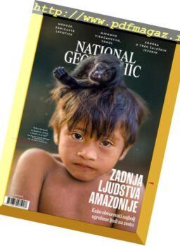National Geographic Slovenija – oktober 2018