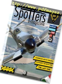 Spotters Magazine – N 35, 2018
