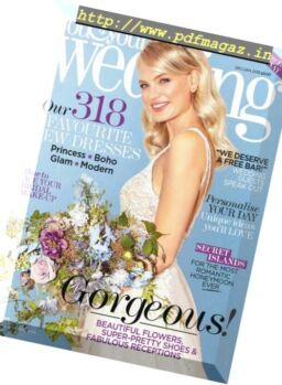 You and Your Wedding – December 2018