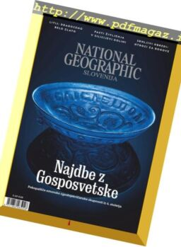 National Geographic Slovenija – februar 2019