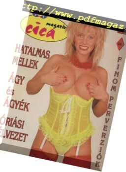 Cica Magazin – Issue 28
