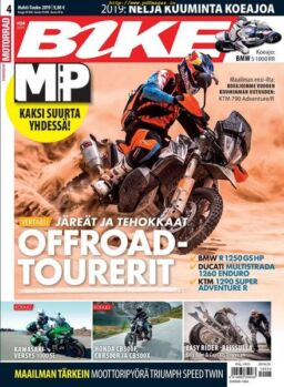 Bike Finland – huhtikuu 2019