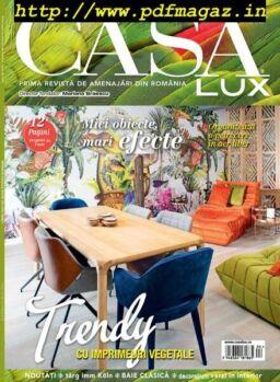 Casa Lux – martie 2019