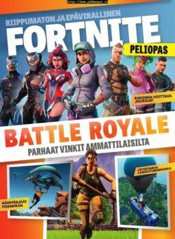 Fortnite Peliopas – maaliskuu 2019