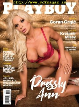 Playboy Croatia – Svibanj 2019