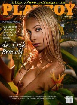 Playboy Slovenia – april 2019