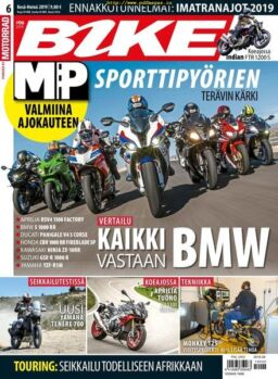 Bike Finland – kesakuu 2019