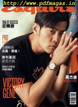 Esquire Taiwan – 2019-06-01