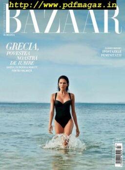 Harper's Bazaar Romania – iulie 2019