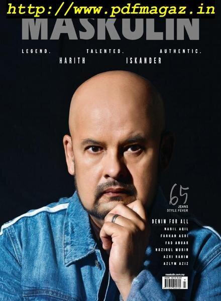 Maskulin – Julai 2019 Cover