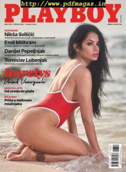 Playboy Croatia – Srpanj 2019