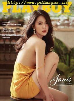 Playboy Thailand – September 2018